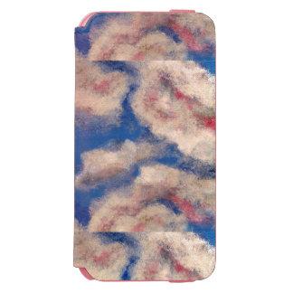 DEEP BLUE SKY ~ INCIPIO WATSON™ iPhone 6 WALLET CASE
