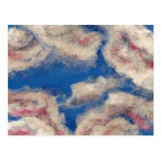 DEEP BLUE SKY ~ POSTCARD