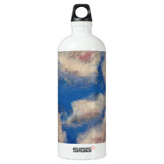 DEEP BLUE SKY ~ SIGG TRAVELLER 1.0L WATER BOTTLE