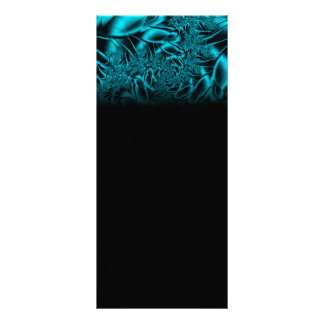 Deep Blue Something Fractal Artwork Custom Rack Card