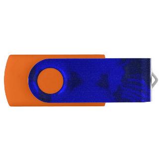 deep blue USB 3.0 Flash Drive 16 GB Swivel