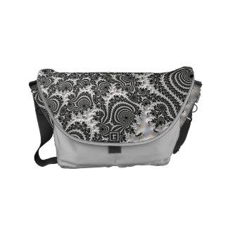 Deep Circuit Messenger Bag Design