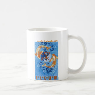 Deep Ellum Koi Coffee Mug
