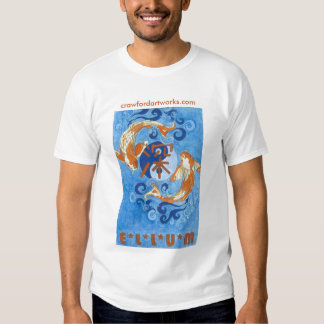 Deep Ellum Koi Shirts