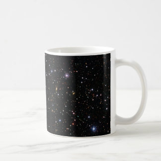 Deep Field Image Galaxy Supercluster Abell 901 902 Coffee Mug