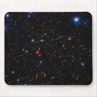 Deep Field Image Galaxy Supercluster Abell 901 902 Mouse Pad