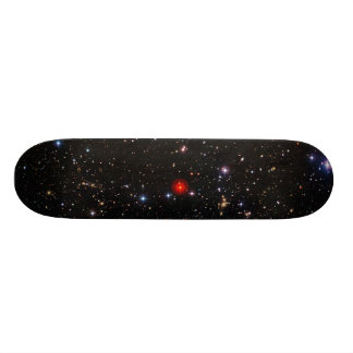 Deep Field Image Galaxy Supercluster Abell 901 902 Skate Board