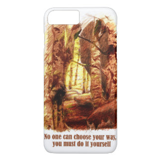 Deep Forest iPhone 8 Plus/7 Plus Case
