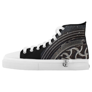 Deep Grove High Top Shoes – Urban Vibe By Zazzle.n