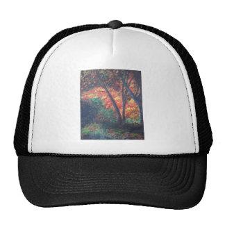 Deep in the Autumn Woods Trucker Hats