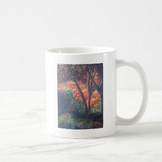 Deep in the Autumn Woods Coffee Mug