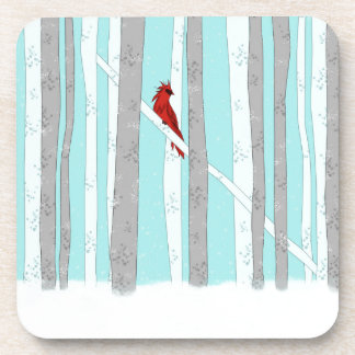 Deep In The Forest Drink Coasters