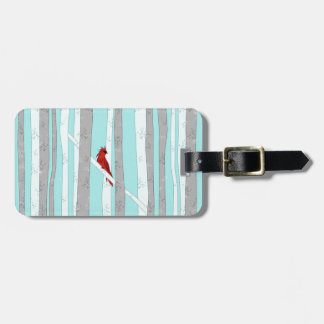 Deep In The Forest Luggage Tag