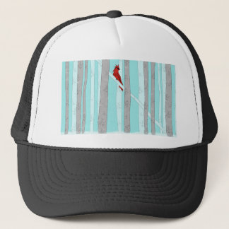 Deep In The Forest Trucker Hat
