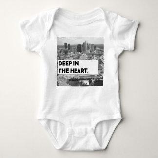 Deep in the Heart of Texas Baby Bodysuit