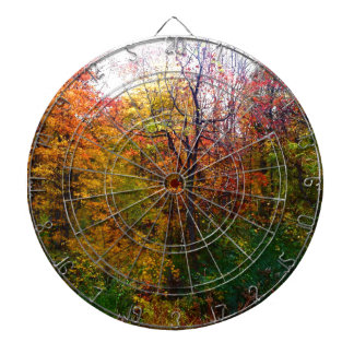 Deep In The Woods Dartboard