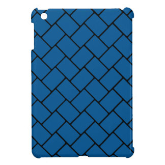 Deep Ocean Basket Weave 2 Cover For The iPad Mini
