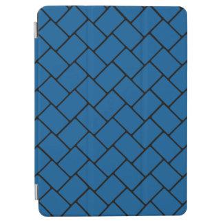 Deep Ocean Basket Weave 2 iPad Air Cover