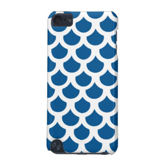 Deep Ocean Fish Scale 2 iPod Touch 5G Cover