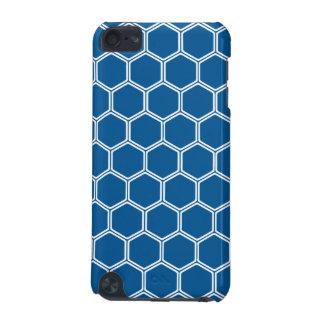 Deep Ocean Hexagon 1 iPod Touch 5G Covers