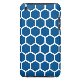 Deep Ocean Hexagon 2 iPod Touch Covers