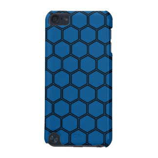 Deep Ocean Hexagon 3 iPod Touch (5th Generation) Cover