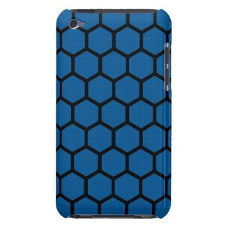 Deep Ocean Hexagon 4 iPod Case-Mate Case