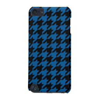 Deep Ocean Houndstooth 2 iPod Touch 5G Covers
