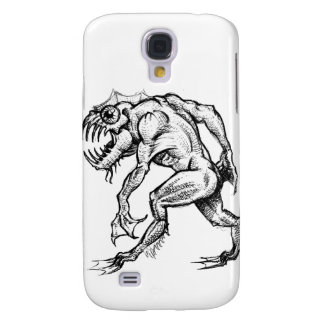 Deep One Black-and-White ipod case