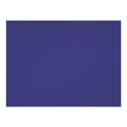 Deep Orchid Purple Color Trend Blank Template Photograph