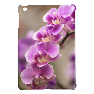Deep Pink Phalaenopsis Orchid Flower Chain Case For The iPad Mini