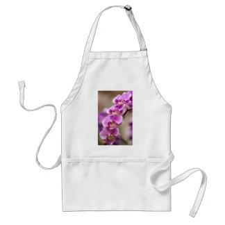 Deep Pink Phalaenopsis Orchid Flower Chain Standard Apron