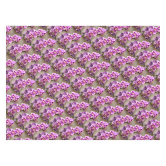 Deep Pink Phalaenopsis Orchid Flower Chain Tablecloth