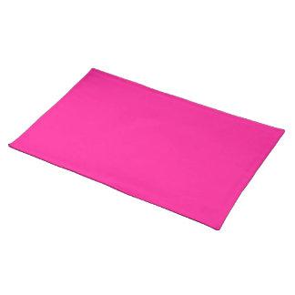 Deep Pink Placemat