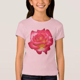 Deep Pink Rose Tees