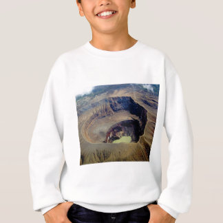 deep pond water sweatshirt