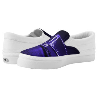 Deep Purple Bridge Z slipons Slip-On Shoes