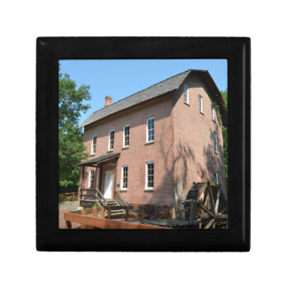 Deep River Water Mill Small Square Gift Box