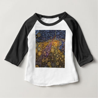 Deep Roots Abstract Baby T-Shirt