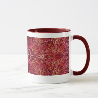 Deep Rose Coffee Cup
