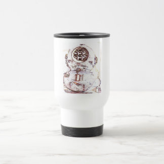 Deep Sea Diver Travel Mug