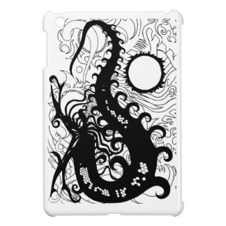 Deep Sea Dragon ipad mini case (Silhouette)