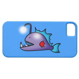 deep sea fish iPhone 5 cover