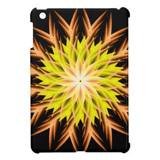 Deep Sea Life Form Mandala Cover For The iPad Mini