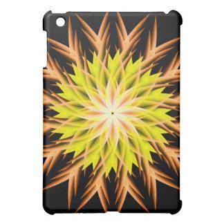 Deep Sea Life Form Mandala iPad Mini Covers