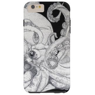 Deep Sea Octopus Tough iPhone 6 Plus Case