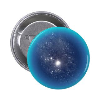 Deep Space 6 Cm Round Badge