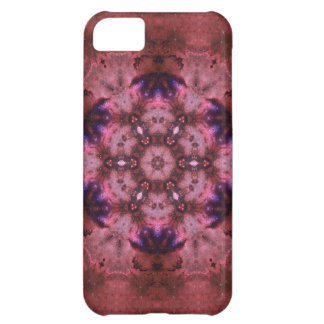 Deep Space Harmonics Mandala iPhone 5C Case