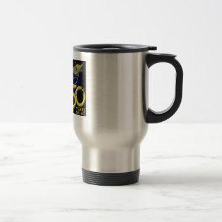 DEEP SPACE NETWORK 50th Anniversary Mugs