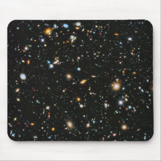 Deep Space Stars and Galaxies Mouse Pad